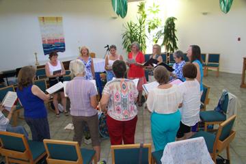 Sacred Web Singers
