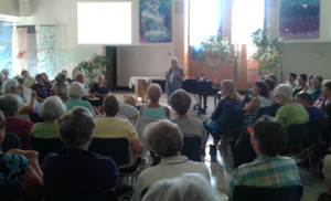 Planet Singing On..., Carolyn McDade 80th Birthday Program & Celebration, Edmonton AB
