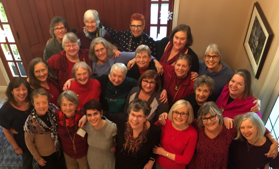 Sacred Web Singers December 2018